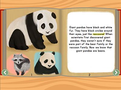 Giant Pandas Story