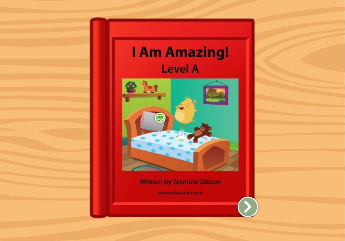 Preschool Reading & Writing Stories: I Am Amazing!: Level A