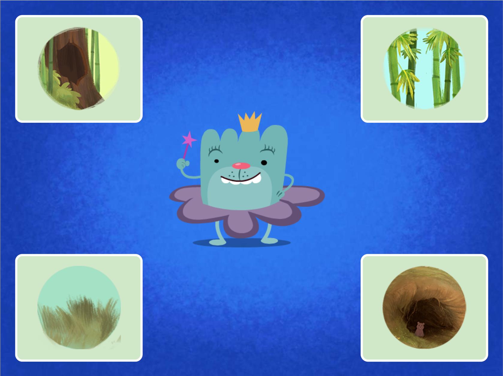 kindergarten Reading & Writing Games: Informational Text Quiz 2