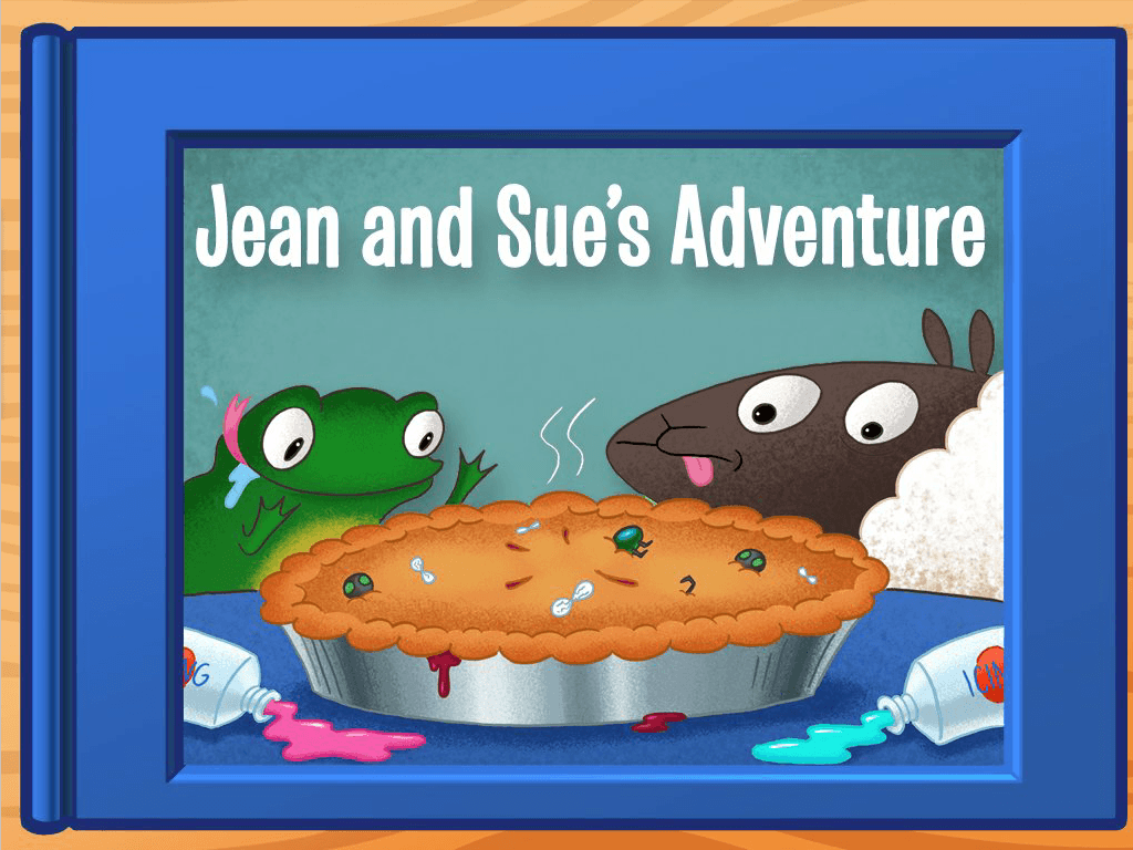2nd grade Reading & Writing Stories: Jean and Sue's Adventure