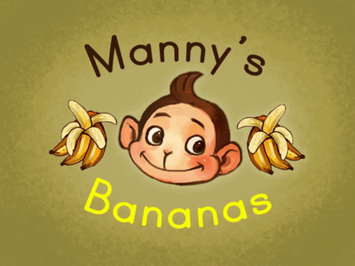 Manny's Bananas Story
