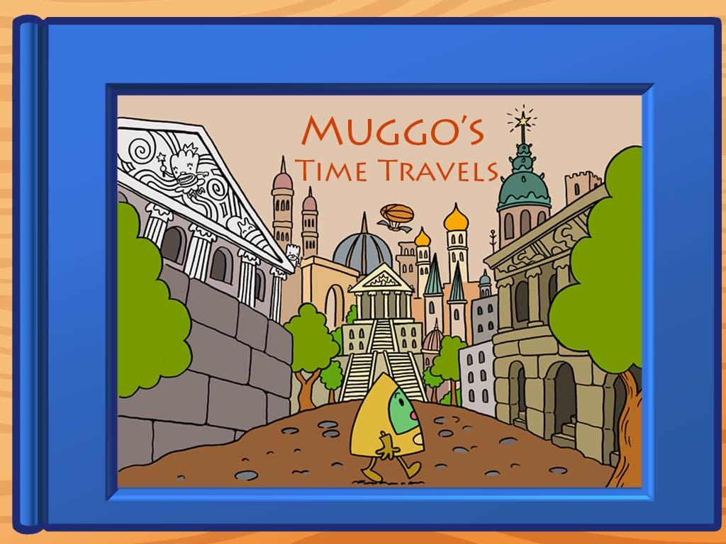 Image for Muggo's Time Travels