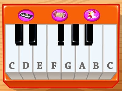 Piano Learning Games for Kids