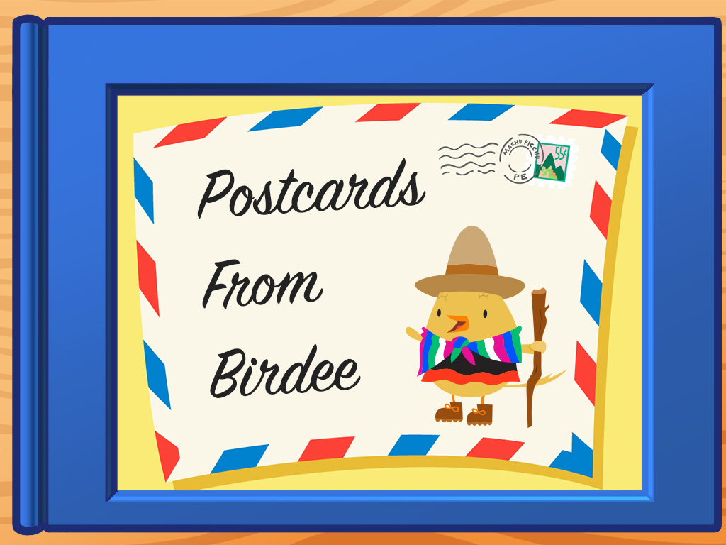 Image for Postcards from Birdee