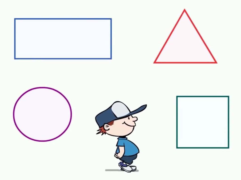 Preschool Shapes - Educational Song