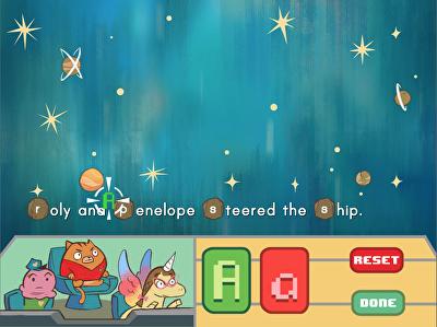 Proper Noun Capitalization: Space Smash