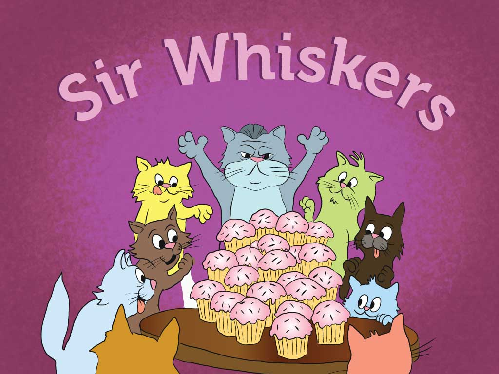 3rd grade Math Stories: Sir Whiskers Division Story