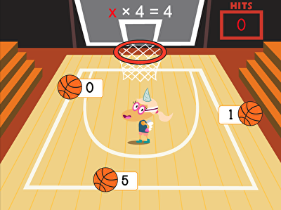 Solving Basic Algebraic Equations: Basketball Edition