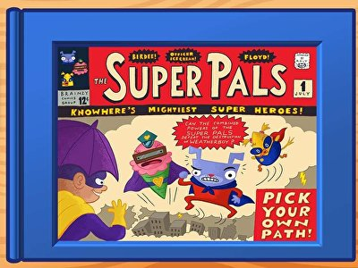 The Super Pals