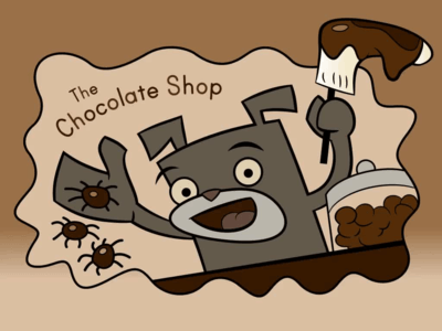 The Chocolate Shop Story