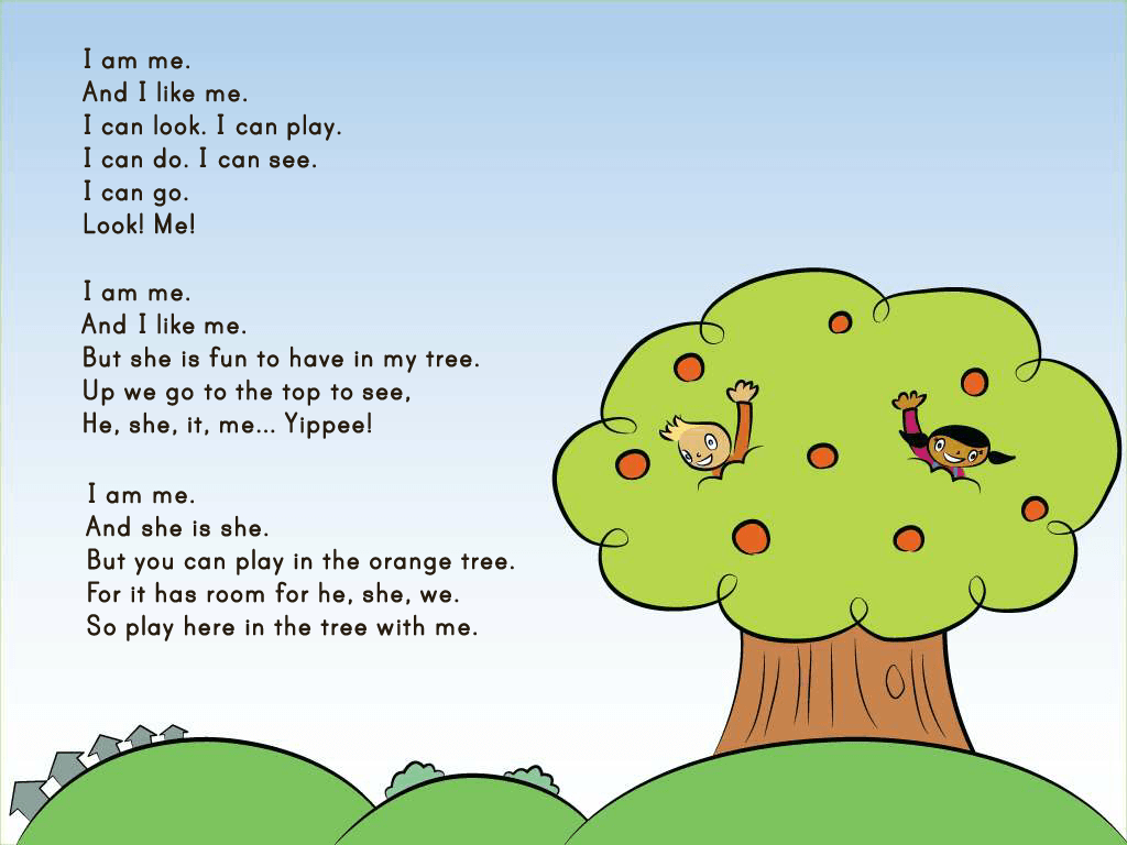 Kindergarten Reading & Writing Games: The Tree: Reading Comprehension
