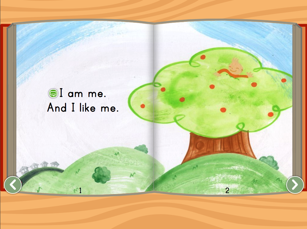 Kindergarten Reading & Writing Stories: The Tree Story