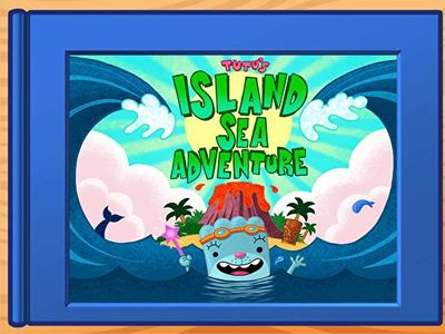 Tutu's Island Sea Adventure