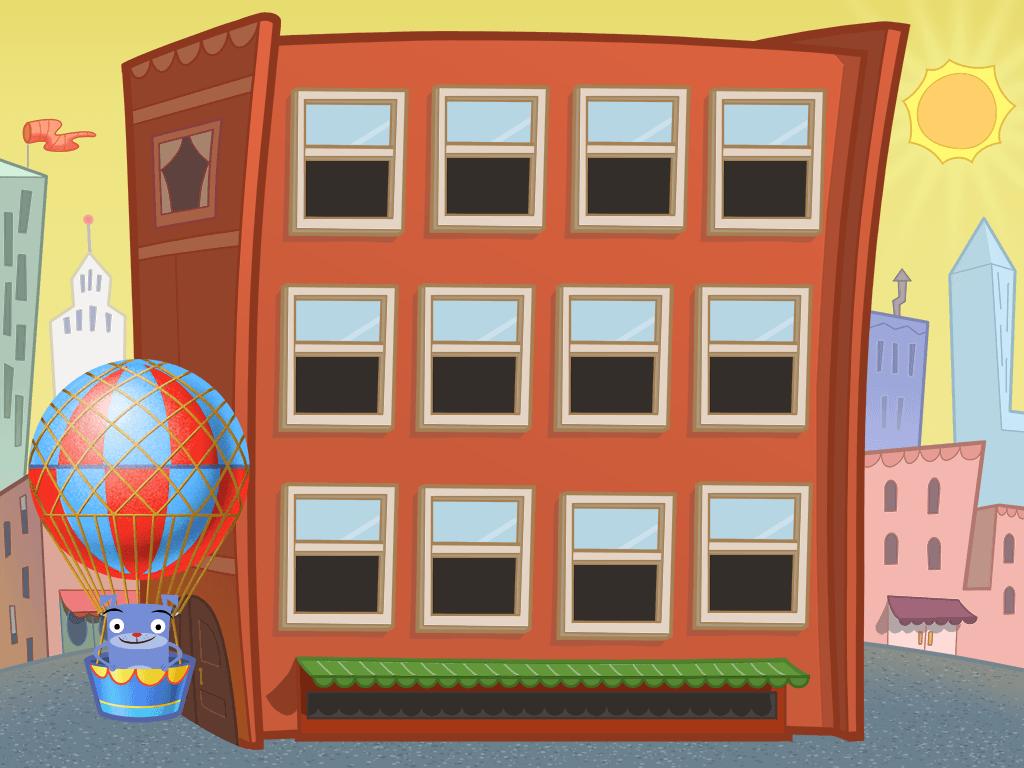 kindergarten Reading & Writing Games: Uppercase Letter Balloon Pop