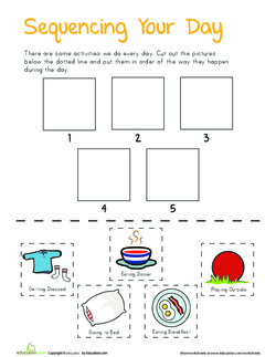 Sequencing Your Day