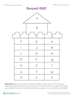 A-Z Beginning Sounds | Lesson Plan | Education com | Lesson plan