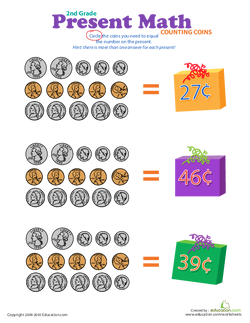 2nd Grade Present Math