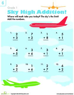 Sky High Addition