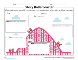 Story Rollercoaster