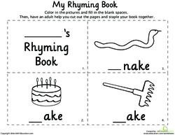 My Rhyming Book