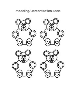 Demonstration Bears