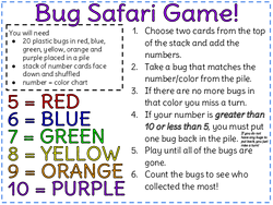 Bug Safari Game