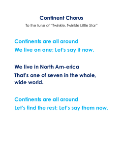 Continent Chorus