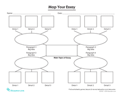 Map Your Essay