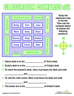 Classroom Compass #2
