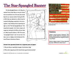 National Treasures: The Star-Spangled Banner