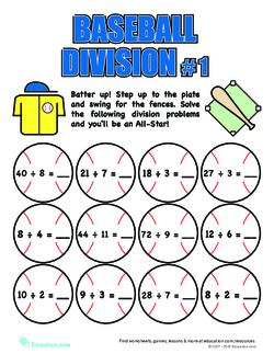 Divide it Up! | Lesson plan | Education com