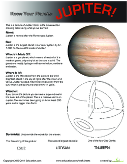Know Your Planets: Jupiter