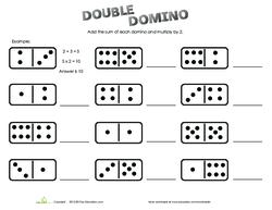 Double Domino