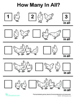 Chicken Addition
