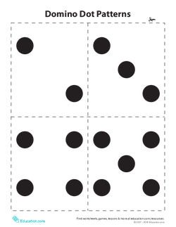 Domino Dot Patterns