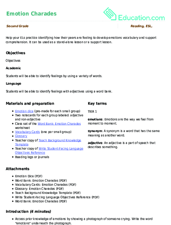 additionally Emotion Charades   Lesson Plan   Education     Lesson plan also Emotion Worksheets Emotions For Pre Feelings Kindergarten Free furthermore 301 FREE Feelings and Emotions Worksheets likewise  also Printable Feelings Chart My Emotions Chart Helping Your Child as well Identifying Emotions Worksheet For Adults as well Feelings Worksheets additionally Free Anger Worksheets   ToKnow also 77237 Free ESL  EFL worksheets made by teachers for teachers moreover Feelings Worksheets in addition Wheel of Emotions  Worksheet    The Aid likewise Controlling Emotions Worksheets Feelings Worksheet Identifying additionally 5 Steps To Managing Big Emotions Printable Poster Chartreuse Color moreover emotions worksheets for kids – beaga co likewise Worksheets for preers emotions  2642281   Science for all. on identifying emotions worksheet for adults