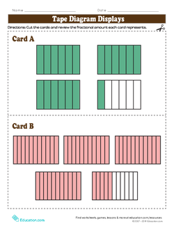 Tape Diagram Displays