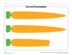 Carrot Examples