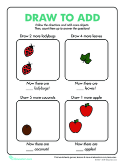 Draw and Add