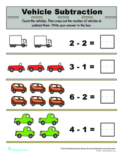 Subtraction for Kids