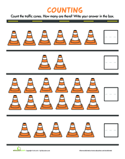 Count the Cones