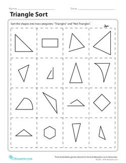 Triangle Sort