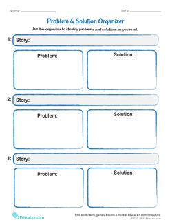 Problem & Solution Organizer
