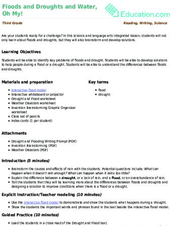 flood safety worksheets for kindergarten flood best free printable worksheets. Black Bedroom Furniture Sets. Home Design Ideas