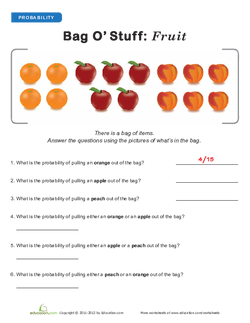 Bag O' Stuff: Fruit