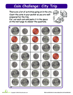 Coin Challenge