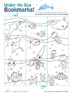 Get A Clue Ocean Animals