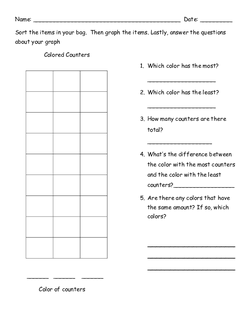 Graphing Template