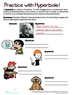 What is Hyperbole?