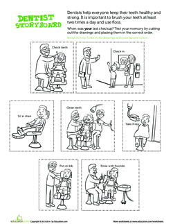 Dentist Storyboard